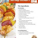 RV Nana's Famous Shrimp Kebab Recipe